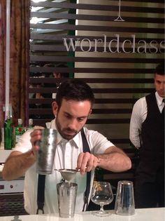 Tim Philips of Australia wins World Class Bartender of the Year 2012
