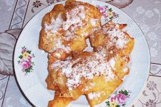 Pancove cu Mere- Almafank French Toast, Sweets, Breakfast, Recipes, Puddings, Food, Morning Coffee, Gummi Candy, Candy