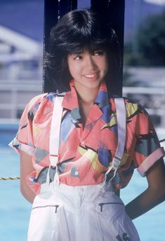 I like Japanese music and idols 80s And 90s Fashion, Retro Fashion, Fashion Outfits, Vintage Girls, Vintage Outfits, Street Style Magazine, Aesthetic Japan, Next Clothes, Cute Japanese