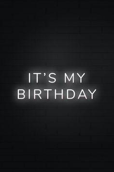 17th Birthday Quotes, Happy Birthday To Me Quotes, Funny Happy Birthday Meme, Happy Birthday Template, Birthday Words, Happy Birthday Posters, Happy Birthday Wallpaper, My Birthday Images, Birthday Ideas