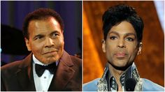 """The world has lost its greatest, Muhammad Ali. It was just six weeks ago that the we lost Prince and Muhammad Ali took to Twitter to offer his tribute to the music icon. -Muhammad Ali, Dead At 74, Forever The Greatest Ali wrote: """"We've lost a true original. @Prince was someone who cared for others…"""