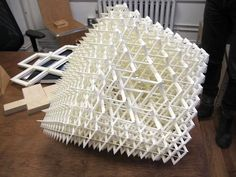 QuaDror, a new structural joint to build on