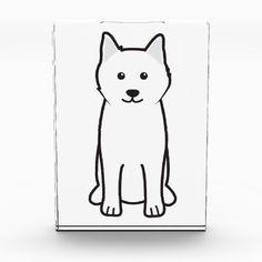 Samoyed Dog Cartoon Bowl Cartoon Copy Paper And Carbon Copy