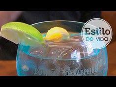 Bebidas con Vodka - Coctel Fantasma Negro (Black Ghost) - YouTube