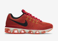 official photos ab5a3 a61f4 2018 Discount WMNS Nike Air Max Tailwind 8 University Red Black Total Orange