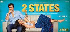 #Latest_Movie #2_States Releasing Today Visit for #All_Song Lyrics:- http://lyrics896.com/bw/movie/2-STATES