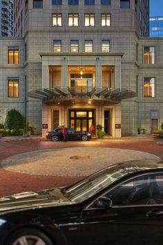 Mandarin Oriental, Atlanta, USA is the FHRNews #luxury #hoteloftheday for Thursday, March 17.