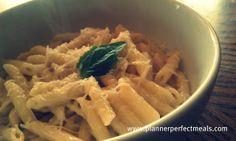 PPM: Parmesan Buttered Noodles/Kid's Choice