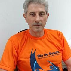 Secretário de Esportes de Maringá, Valmir Fassina, fala sobre o Desafio Maringá x Lima - Blog do Orlando Gonzalez