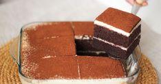 Klasik anne kekini muhallebiyle taçlandırmaya ne dersiniz? Adeta pastaneden aldığınız yaş pasta lezzetinde bir muhallebili kek hazırlıyoruz! Anne, Tiramisu, Ethnic Recipes, Food, Essen, Meals, Tiramisu Cake, Yemek, Eten