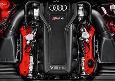 Audi RS 4 Avant by Audi USA, via Flickr