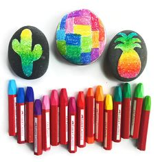 Rock painting seems to be a hot trend right now, and I can see why!  It's fun and relaxing, and a great craft for all ages. tags: Rock painting ideas easy, Rock painting ideas for easy for kids, Rock painting ideas easy small and cat, Rock painting ideas animal, Rock painting ideas flowers, Rock painting ideas lady bugs, Rock painting ideas turtle.