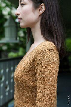 Ravelry: Praline pattern by Gudrun Johnston