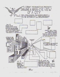Birds Eye View worksheet