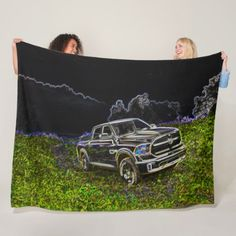 Beautifully patterned stained wood usb charging station cyo truck art neon airbrush graffiti art fleece blanket 7995 by williamzierfus2000 cyo customize personalize unique solutioingenieria Choice Image
