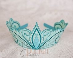 Adana Crown - 2 Sizes! | What's New | Machine Embroidery Designs | SWAKembroidery.com PunKin Design
