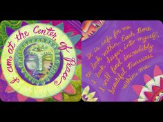 Center of Peace - Louise Hay Affirmations