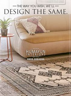 Contact us to find the perfect interior designing options at the most reasonable rates.  http://www.humayuninteriors.com/ Call us +021-34964523 , 34821297 , 34991085 Shop no: CA-5,6,7 hassan center, University Road Gulshan-e-Iqbal Karachi Pakistan  #Banquets_carpets #Commercial_carpets #Office_carpets #Berber_carpets #Loop_carpets #Highpile_carpets #Masjid_carpets #Contemporary_rugs #Area_rugs #Centerpieces #Abstract_modern_rugs #Marquee #Shadihallmarquee #Vinyl #Woodenfloorng #Jaeynamaz…