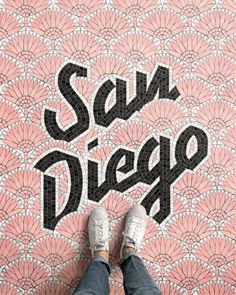 San Diego, CA   Shoes by Converse   Buy a print
