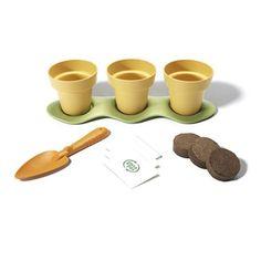 Indoor gardening kit.
