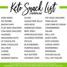 What are your favorite keto snacks? ketof - Keto For Weightloss - Ideas of Keto For Weightloss - Keto Snack list . What are your favorite keto snacks? Need Help With Your Keto? > Click the link in the BIO . Keto Food List, Food Lists, Keto Diet Grocery List, Low Carb Fruit List, Ketogenic Food List, Diet Menu, List Of Healthy Foods, Keto Snacks On The Go Ketogenic Diet, Low Glycemic Foods List