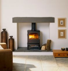 Morso Stoves - Quality, Danish Wood-burning and Multi-Fuel Stoves. Buy your Morso Stove from Authorised UK retailer. Morso Wood Stove, Morso Stoves, Wood Stoves, Wood Burner Fireplace, Wall Fireplaces, Cosy Fireplace, Fireplace Ideas, Slate Hearth, Granite Hearth