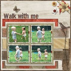 Layout: Walk With Me