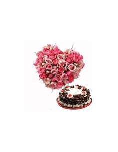 Online Cake and Flower Delivery -Wishnplan