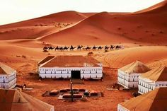 Spend the night in Sahara Luxury Camps it is the best place to enjoy and everything you need to make your night in the Sahara a unforgettable one. Visit our site at www.nomadexperience.com