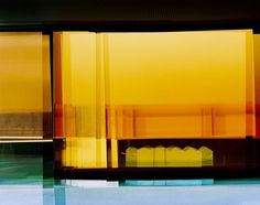 Els Colors, 2012, Ola Kolehmainen - Ola Kolehmainen's photographs take architecture as their starting point, exploring the textures and materials of buildings with wit and ambiguity.