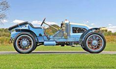1907 Renault Vanderbilt Cup racer