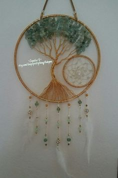 8 Tree of Life Dream by PrettyThingz4UByMe on Etsy