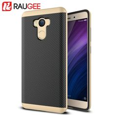 100% Brand New RAUGEE PC+TPU Case For 5.0'' Xiaomi Redmi 4 Pro Prime Smart Phone Anti-knock Protective Back Cover Case In Stock