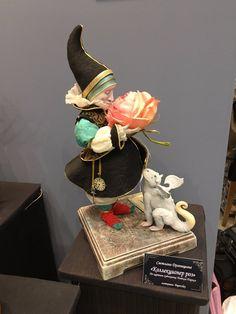 Москва Гостиный двор 2016 - Международная выставка Искусство куклы. Фото