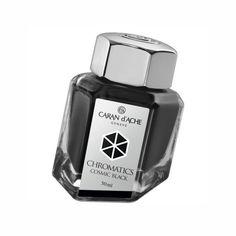 Caran D'ache Fountain Pen Ink Cosmic Black @ www.hyatts.com