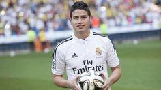 Футболист «Реала» Хамес Родригес продолжит карьеру в «Баварии» 11 июля 2017