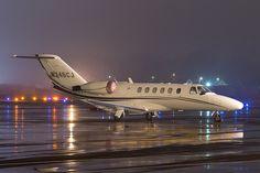 N345CJ  Cessna  C525A  Citation  KMTN  20121216