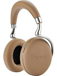 Amazon.com: Parrot Zik 2.0 Stereo Bluetooth 3.0, Concert Hall Effect, Noise Control, HD Voice Headphones: MP3 Players & Accessories