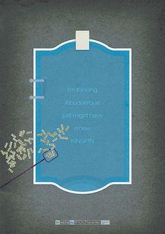 62 Breaking Bad Poster von Zsutti - detailverliebt.de