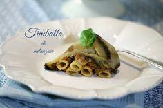 Tra dolce ed amaro: Festtagstauglich: Timballo di melanzane