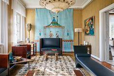 Karl Lagerfeld houses | House & Garden