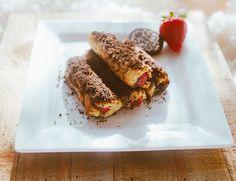 Oreo Strawberry Churro Rolls Recipe