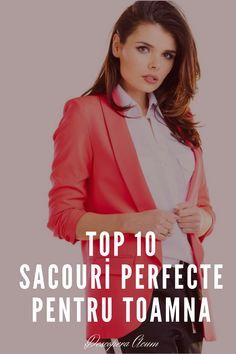 TOP 10 sacouri perfecte pentru toamna! Casual Chic Outfits, Smart Casual, Business Casual, Business Casual Attire