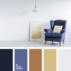 IN COLOR BALANCE | Подбор цвета | Page 5 Colorful Interiors, Accent Chairs, Palette, Upholstered Chairs, Palette Table, Pallet