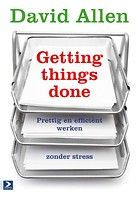 Getting things done by David Allen Stress free productivity Books To Read, My Books, Management Books, Marketing Communications, Inspirational Books, Getting Things Done, Love Book, Reading Lists, Book Worms
