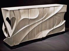 Riley Fuller's beautiful cabinet