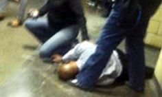 High school security guard knocked unconscious in hallway by student #DailyMail Eric Holder would be proud.