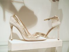 b2eb21d46a2 NEW  Emmy London Chelsea Collection + Opening of New Fulham Road Boutique. Bridal  Wedding Shoes ...