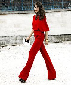 Pant suit | colour | brights