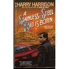 #Harry Harrison, #Stainless Steel Rat